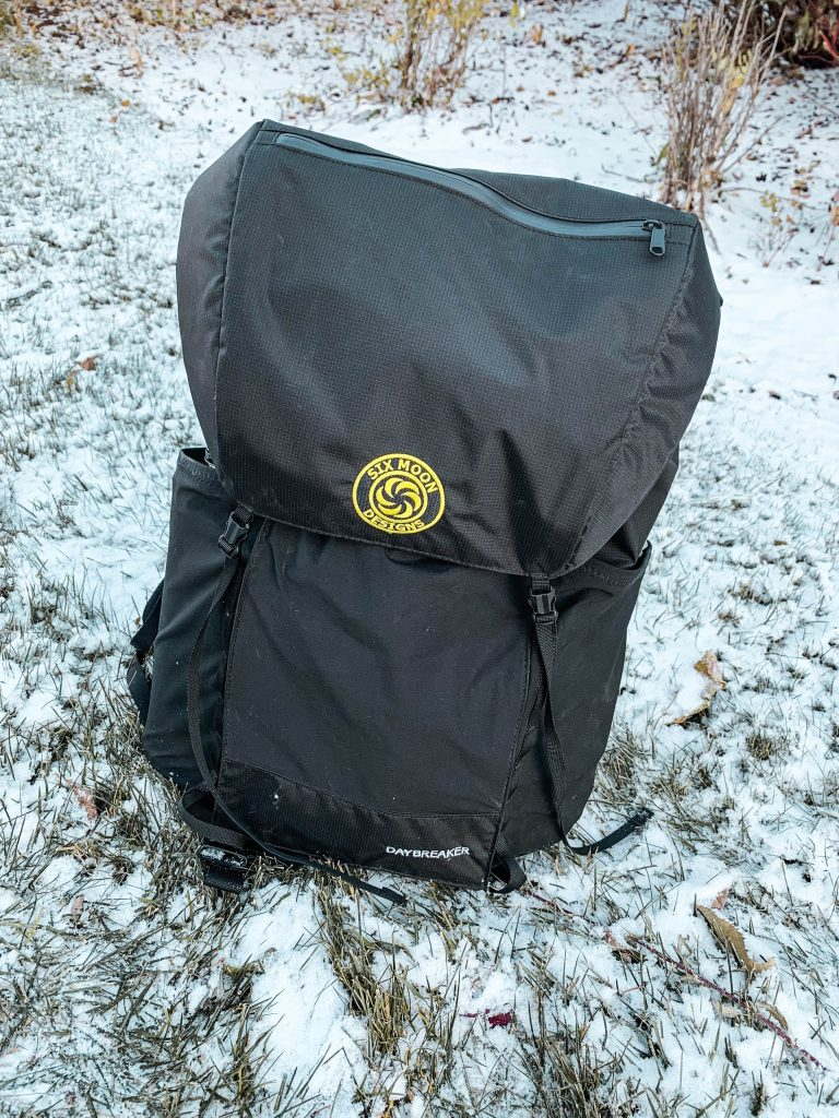 Six Moon Designs DayBreaker DayPack Front View